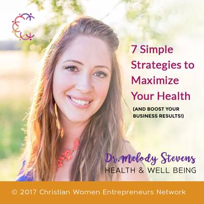 7 Strategies to Maximize your Health